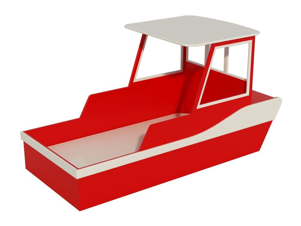 Tug Boat Kids Bed Plans Diy Single Size Toddler Bedroom Furniture Woodworking These Plans Will Step You Thro Kids Beds Plans Kid Beds Toddler Bedroom Furniture