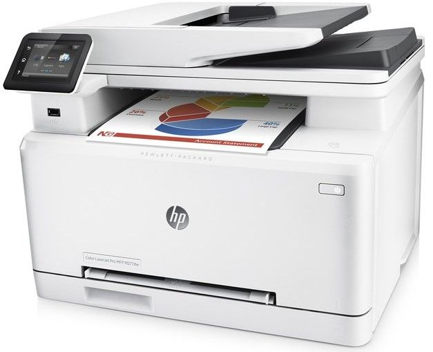 Hp Color Laserjet Pro Mfp M277dw Driver Printer Download
