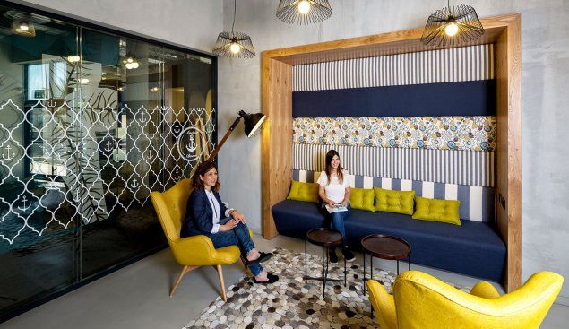 Welcome To The Worlds Coolest Offices