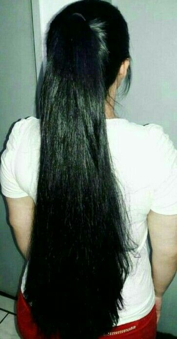 Pin By Droidaq Vz On Hair Styles Long Hair Pictures Long Indian Hair Long Ponytail Hairstyles