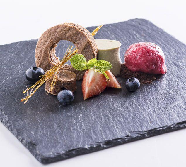 Poněkud netradičně pojatý valašský povidlový koláč-Foto:Resort Valachy Velké Karlovice