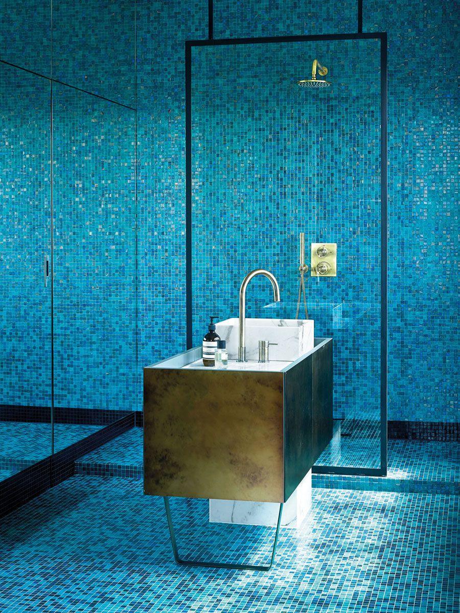 Harmonie kontrast manchmal studio und stadt for Badezimmer sachen
