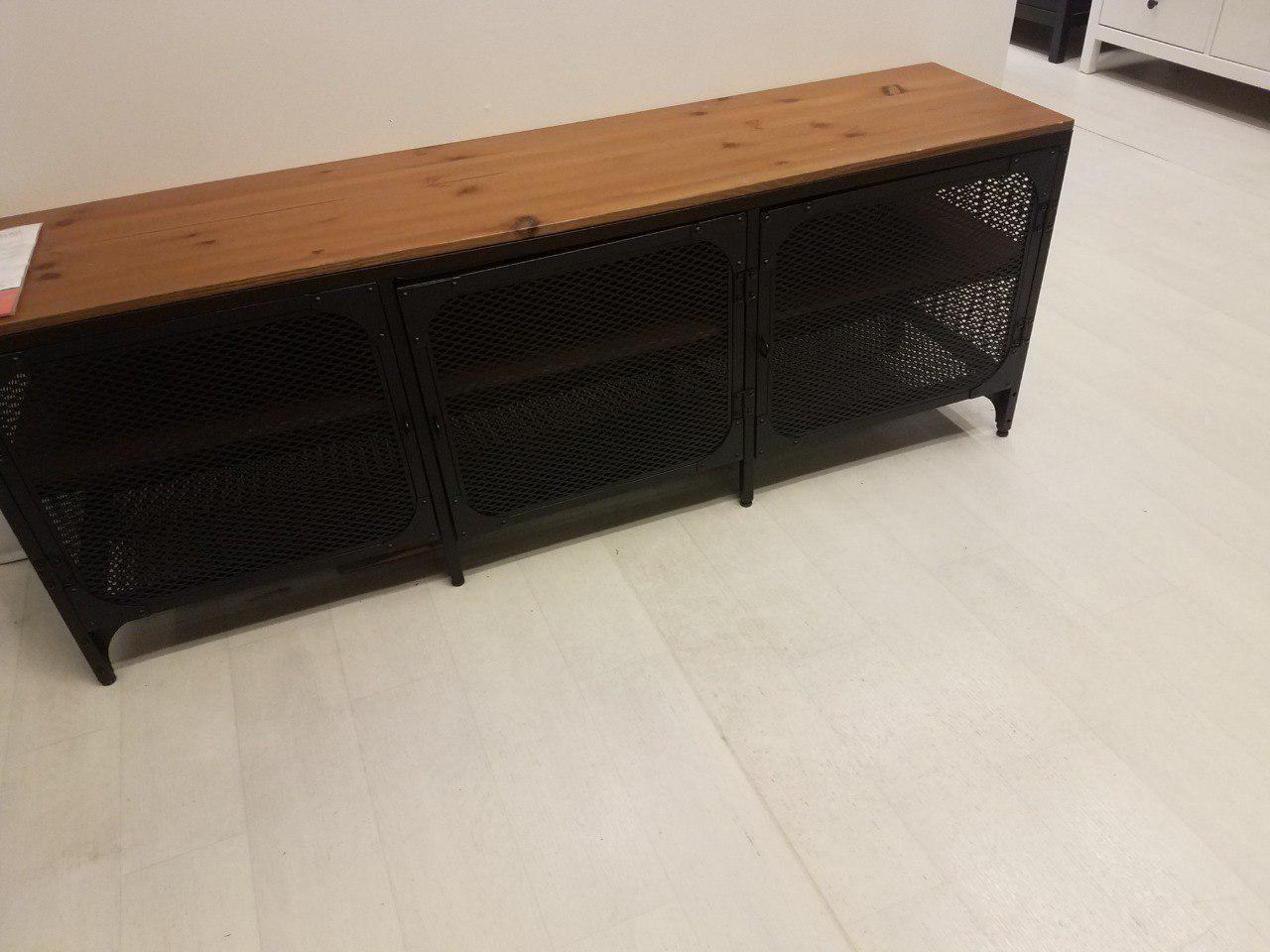 Fjallbo tv stand hallway table ikea 149
