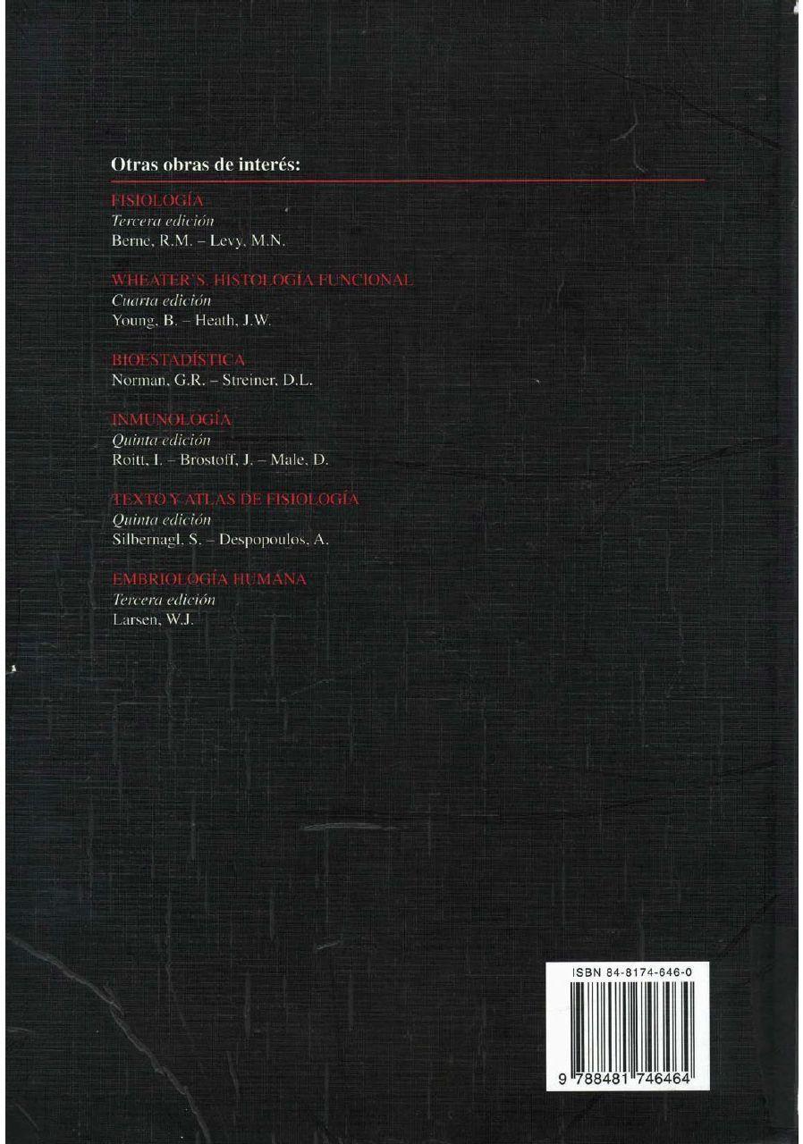 Increíble Fundamentos De La Anatomía Y La Fisiología 10a Edición ...