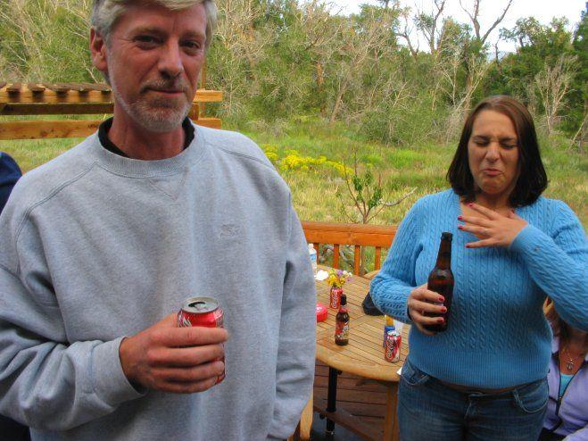 Florida Pete and Sarah