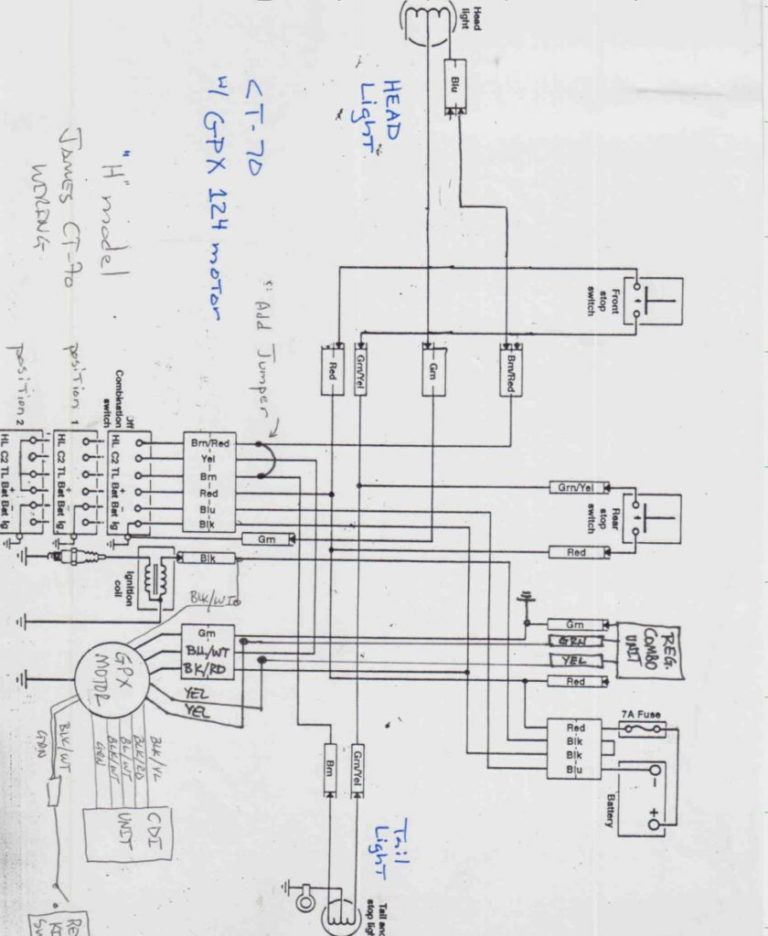 Kazuma 50 Atv Wiring Diagram - Wiring Diagrams on