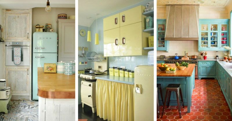 Inspire Yourself With Awesome Vintage Kitchen Designs That Go Far Beyond  Imagination. An Extensive Look