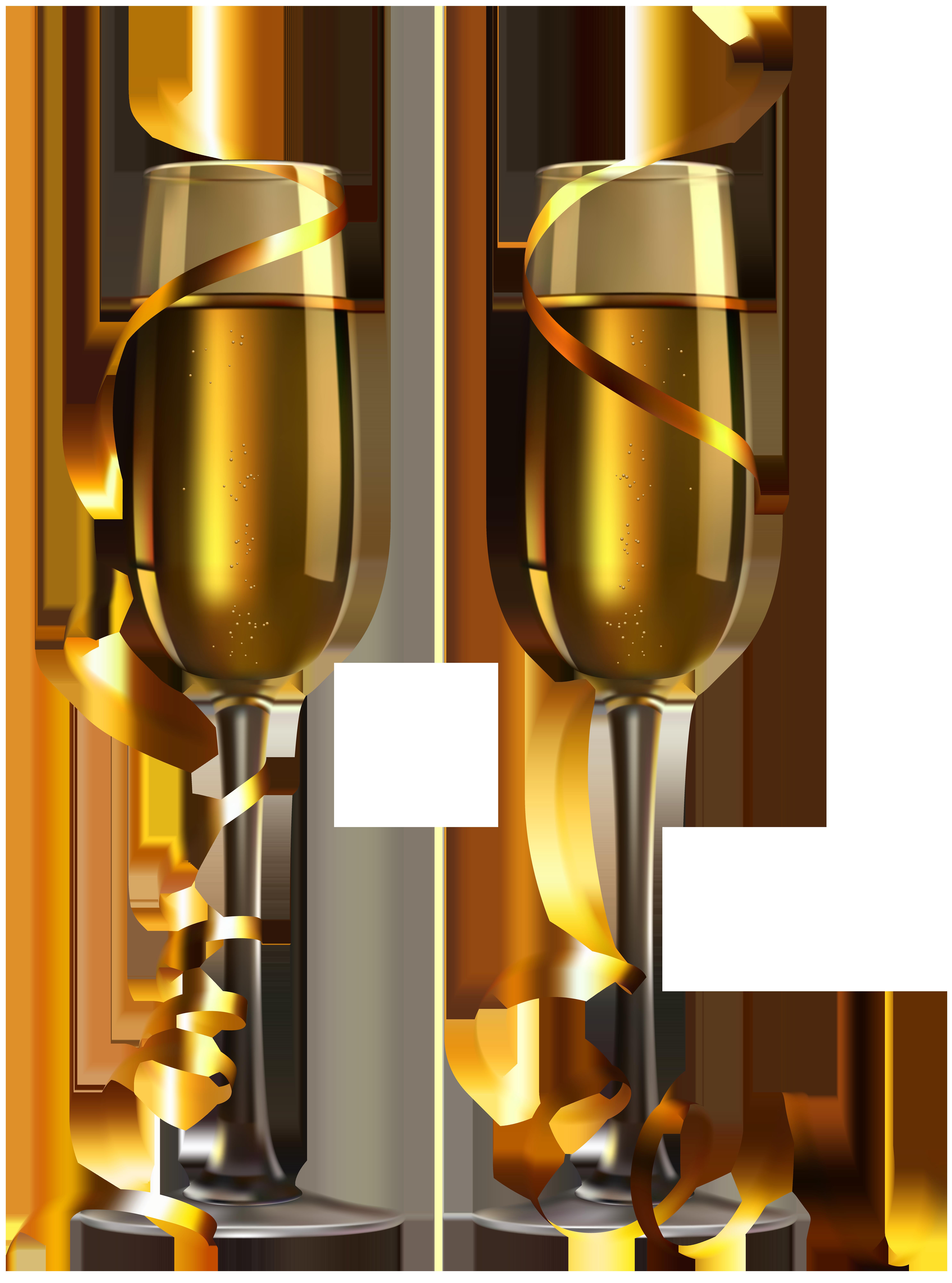 Glass Champagne Glasses Wine Free Clipart Hd Champagne Glasses Image Glass Clip Art