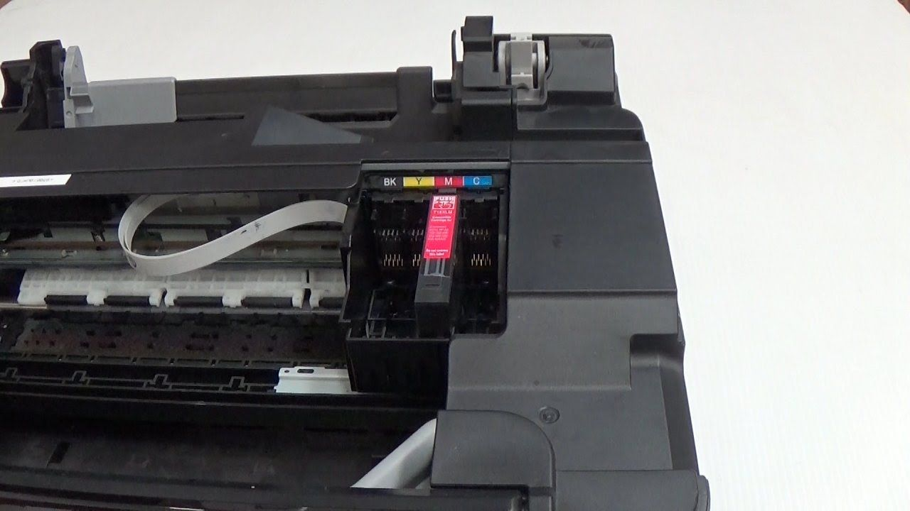 Use This How To Remove The Print Head From Epson Xp 410