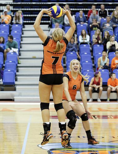 Wolfpack Announce Nominees For Year End Awards Women Volleyball Volleyball Women