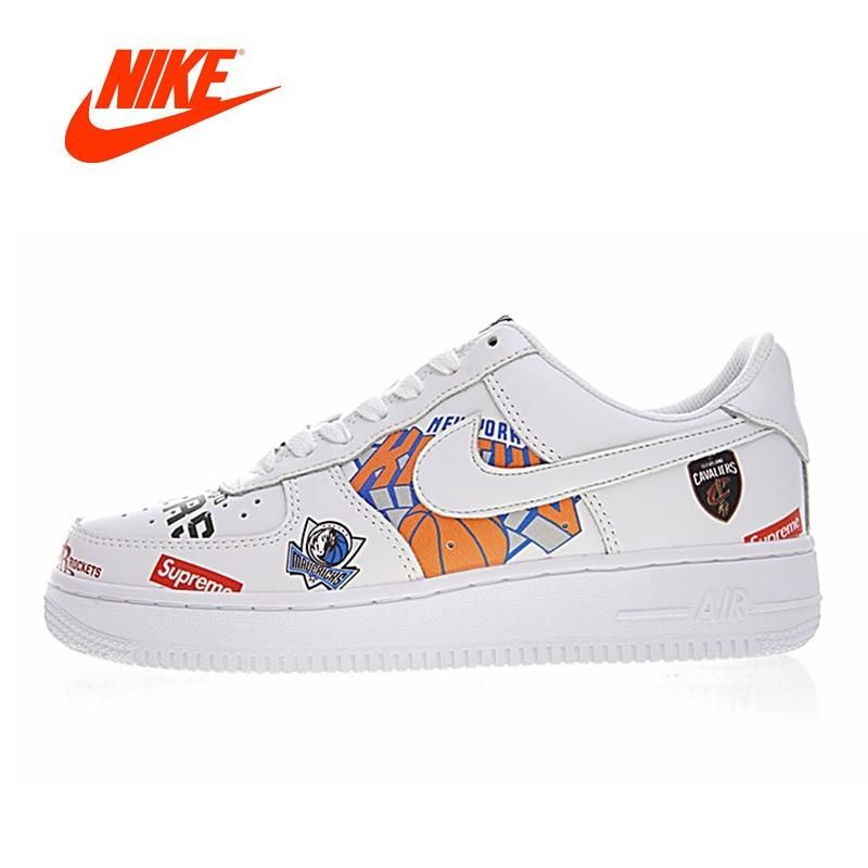 Hot UA Air Force Supreme NBA AF1 White and New Air Max