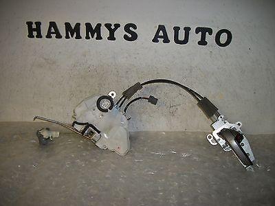 Acura Rl Lh Driver Front Door Lock Latch Actuator 05 06 07 08 09 10 11 12 Nice Front Door Locks Door Locks Locks Latch