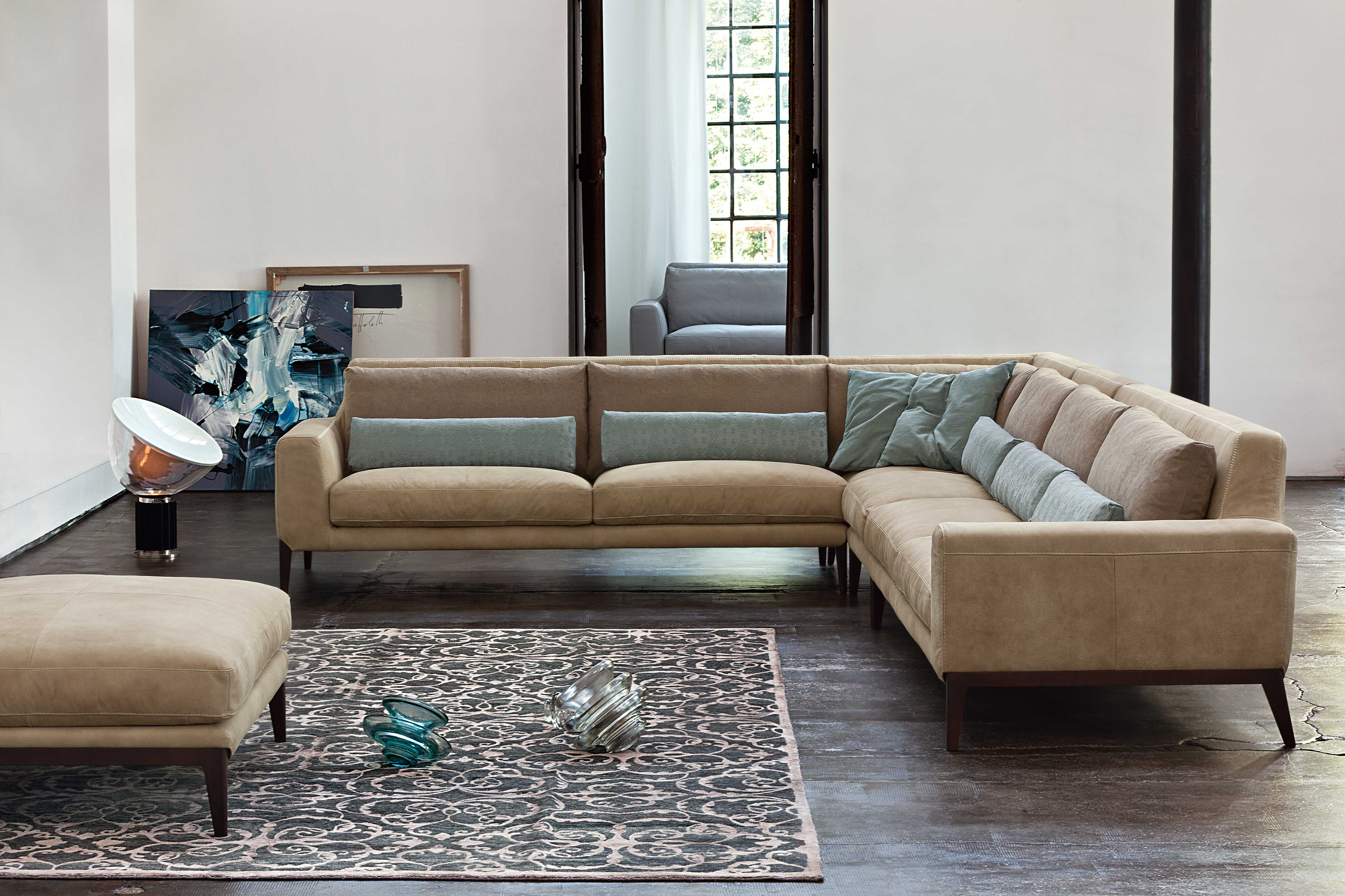 Miller Sofa by Ditre Italia. sofa furniture seating