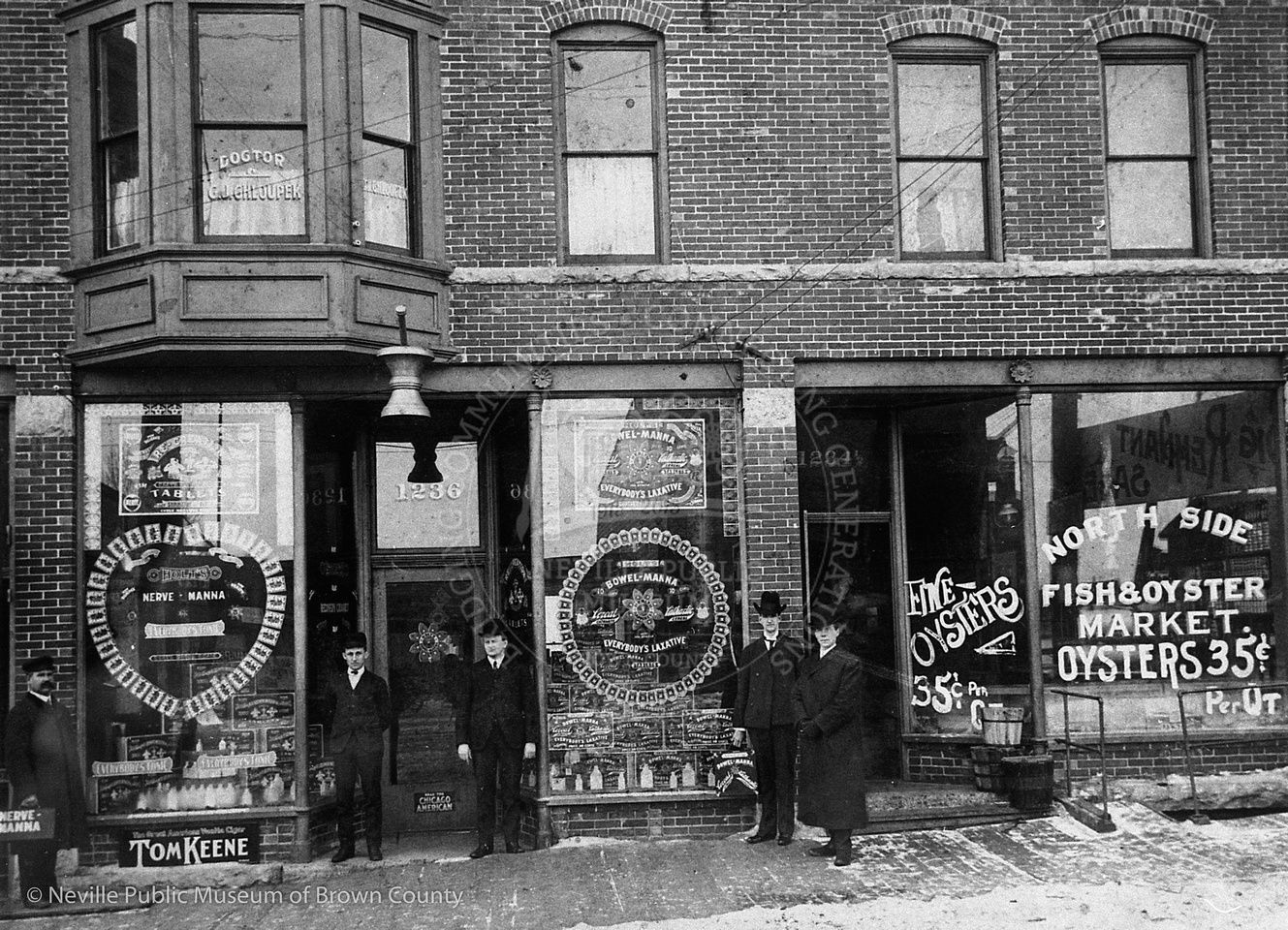 Businesses Green bay wisconsin, Main street, Old photos