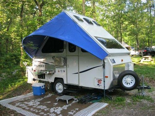 IMG_2393a | Aliner campers, A frame tent, Pop up camper