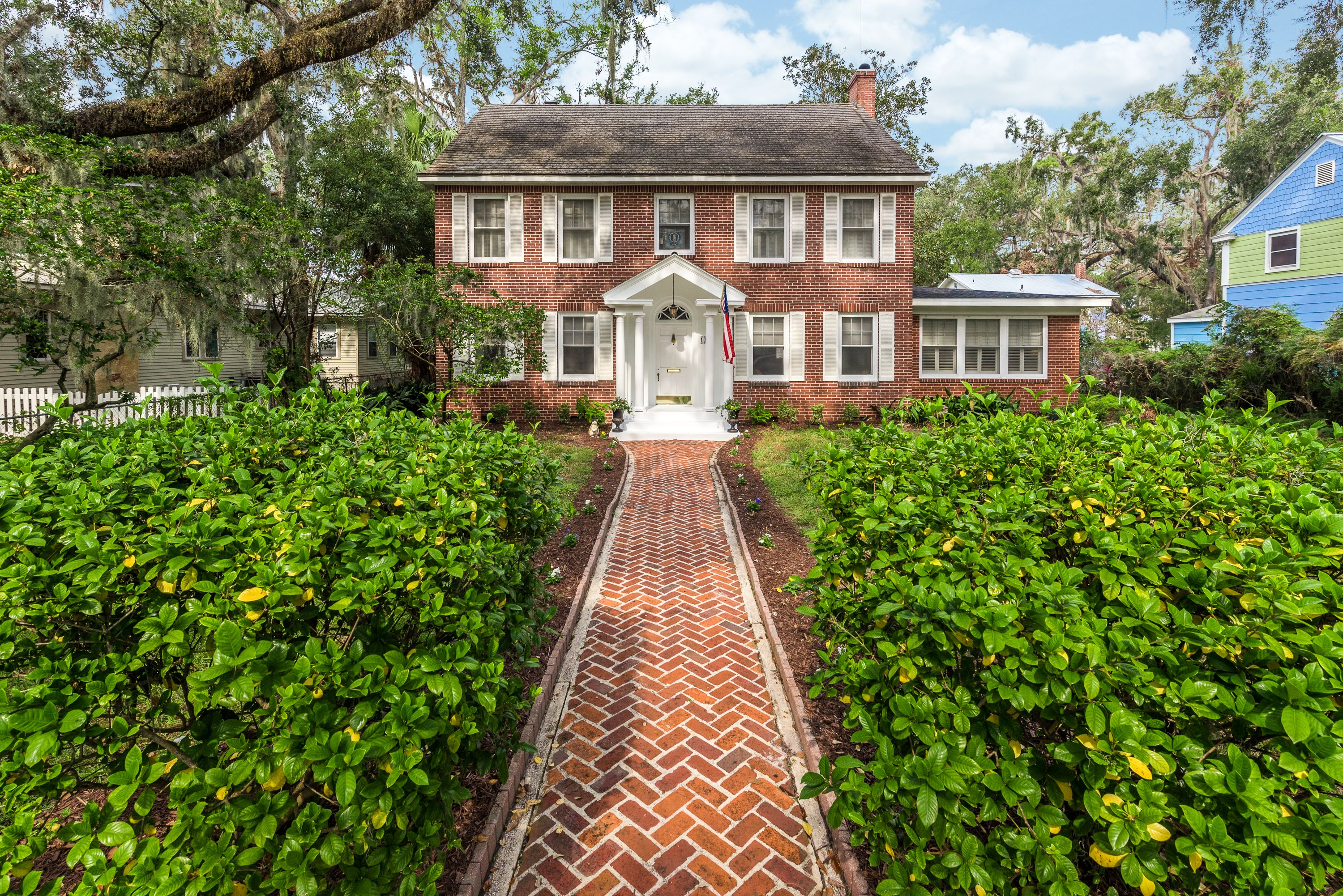 14 Nelmar Avenue St Augustine FL 32084 North City Brick