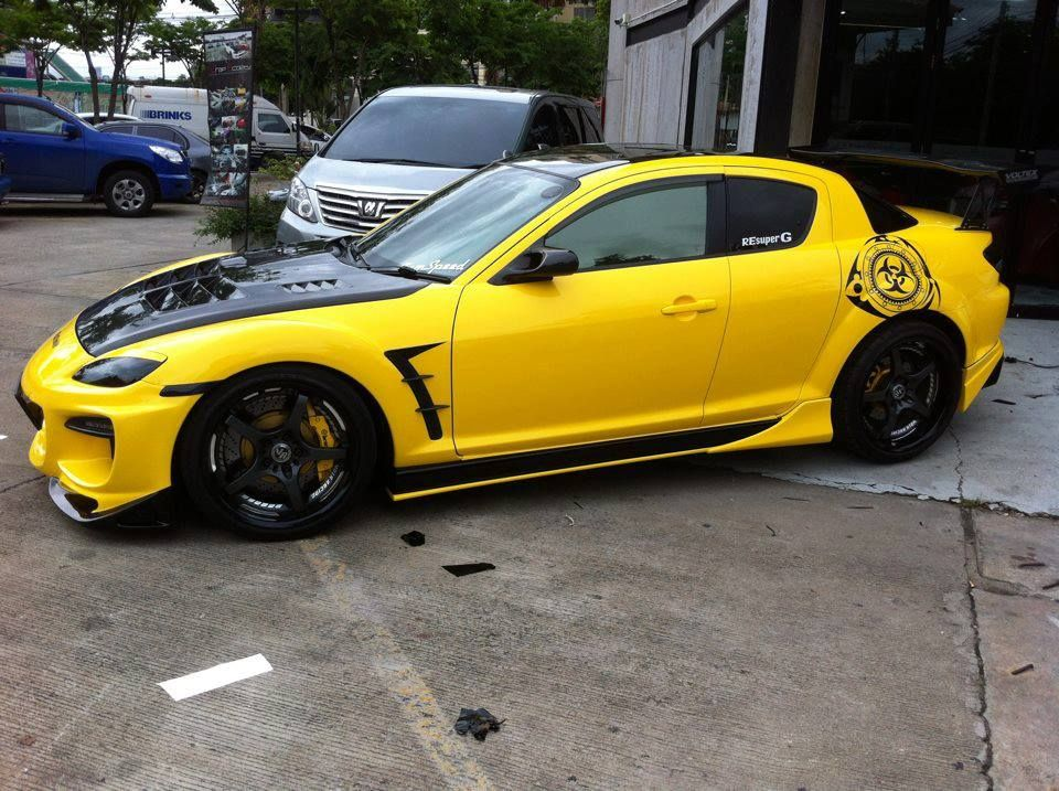 Mazda rx8 | Mazda rx8 | Mazda, Car wheels, Cars motorcycles