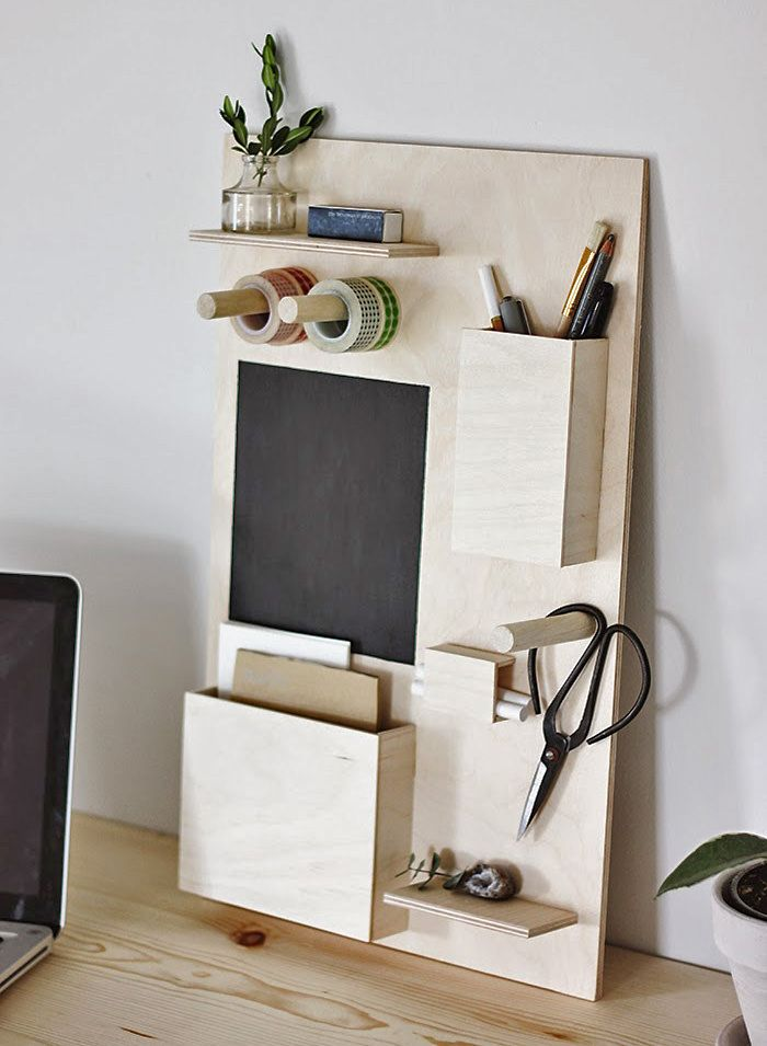 DIY Home Office Organizing Ideas | Office organisation ...