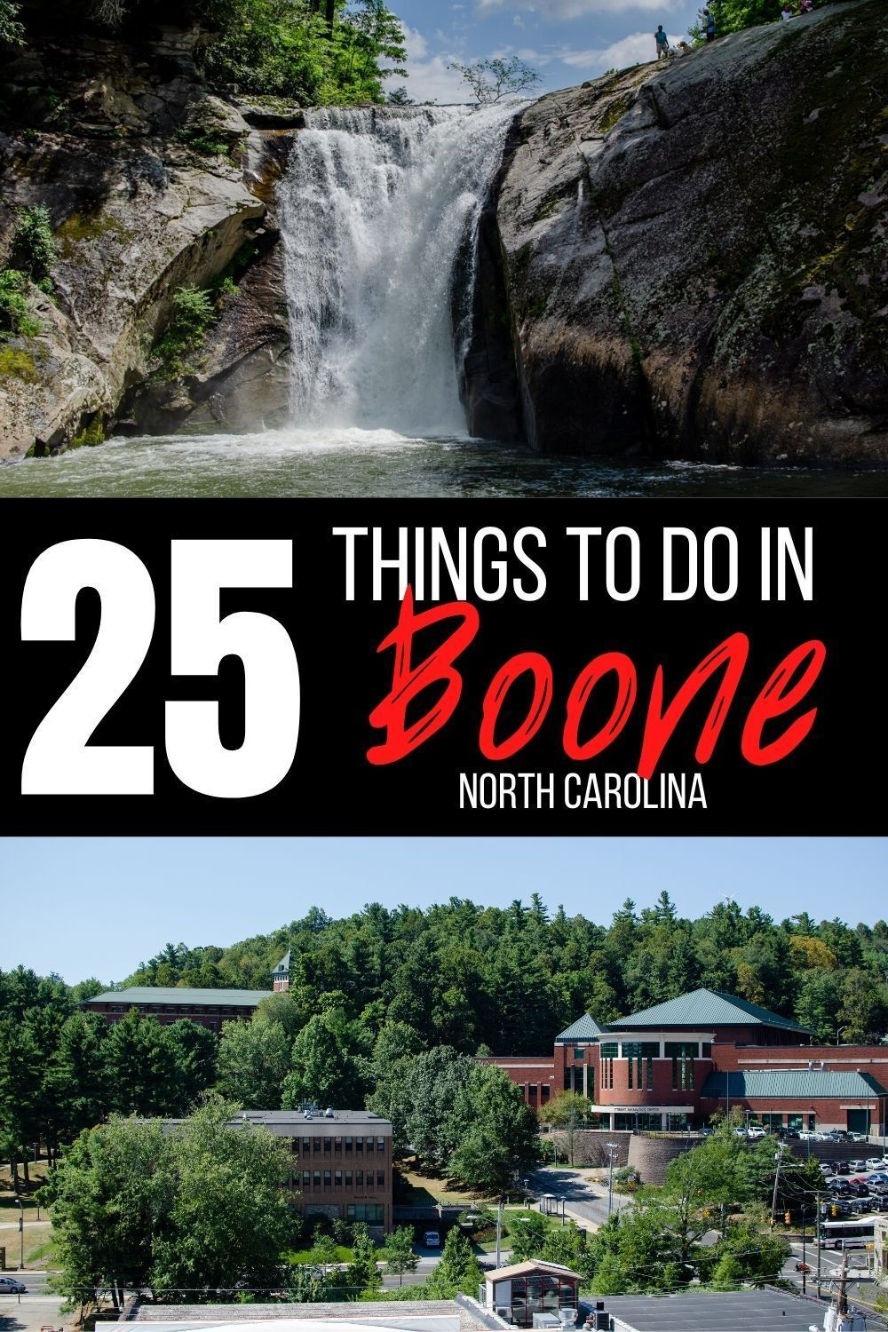 25 Things To Do In Boone Nc North Carolina Travel Cities In North Carolina Bryson City North Carolina