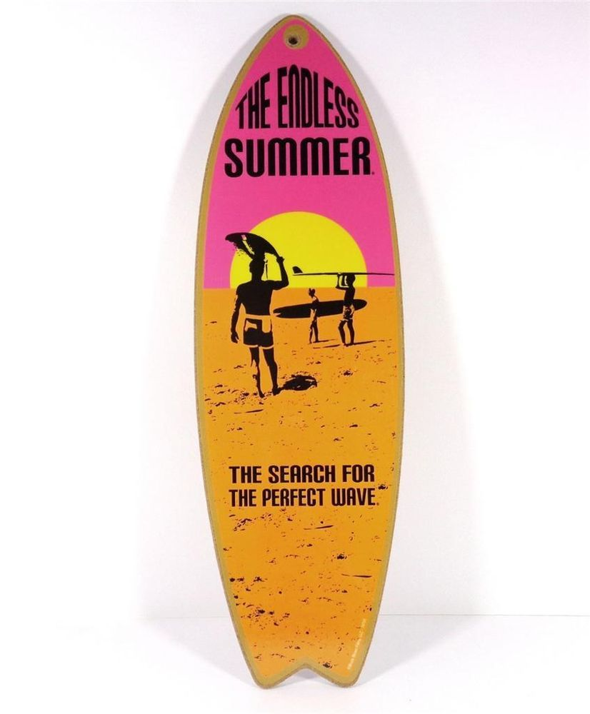 Endless summer the perfect wave surfboard decorative beach bar endless summer the perfect wave surfboard decorative beach bar wall sign amipublicfo Image collections