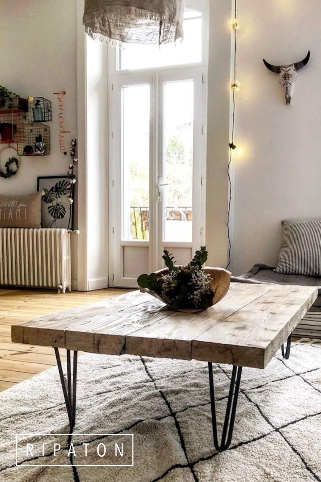 Realisez Votre Table Basse Diy Tables Basses Faites Maison Deco Maison Idee Table Basse