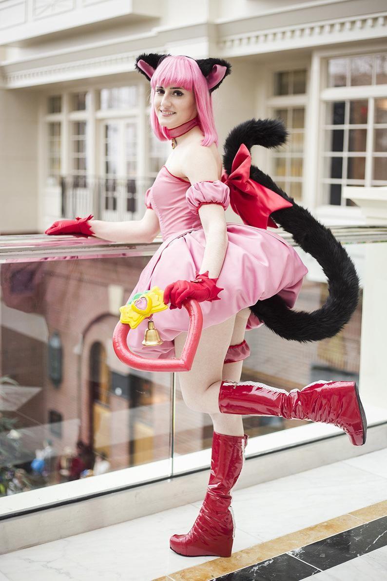 Magical cat girl tokyo mew mew cosplay sewing pattern pdf