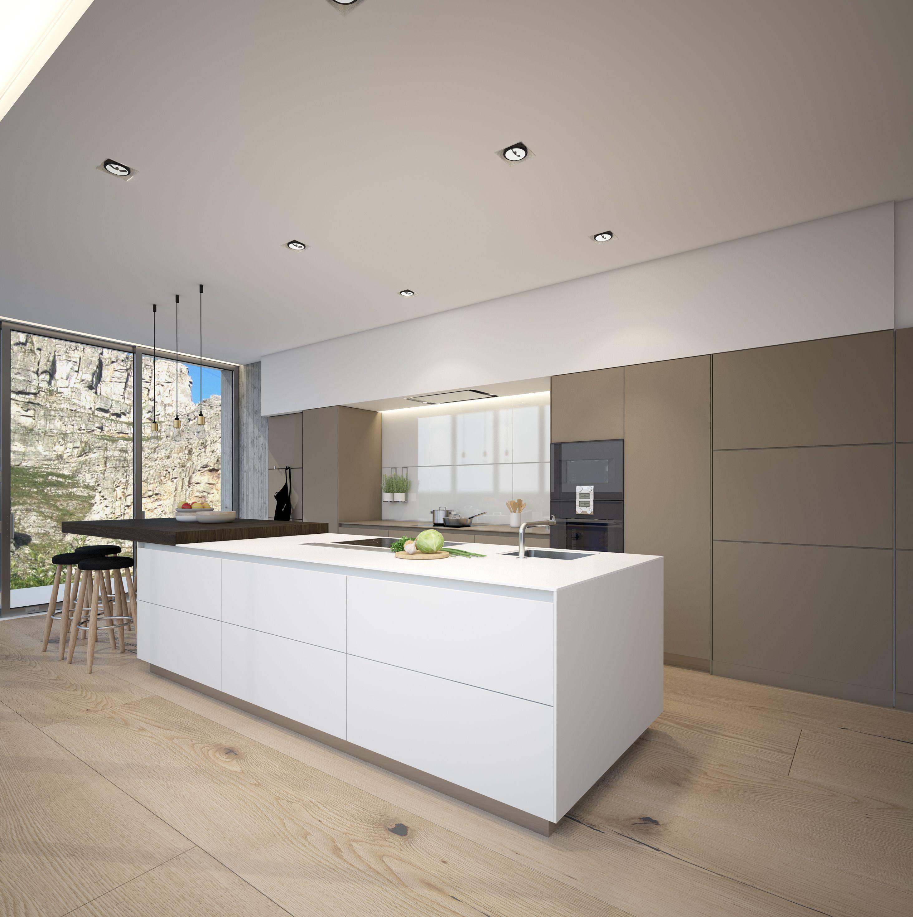 Designer Lisl Beresfors Bulthaup Cape Town Keuken Ontwerp Keuken Ontwerpen Modern Keukenontwerp