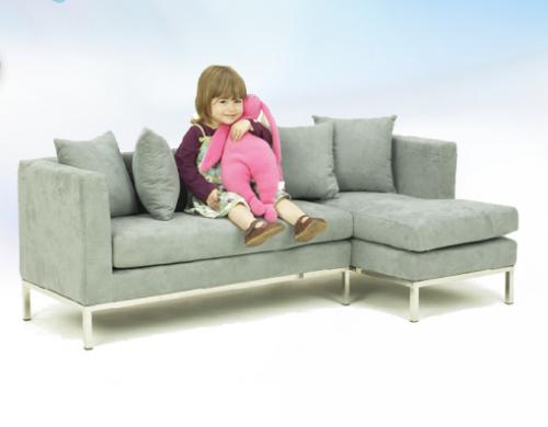 Lounging Around Child Sized Furniture