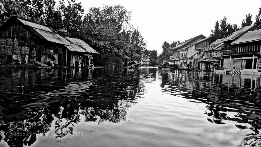 Popular on 500px : WATER STREET by abhishekyadavji