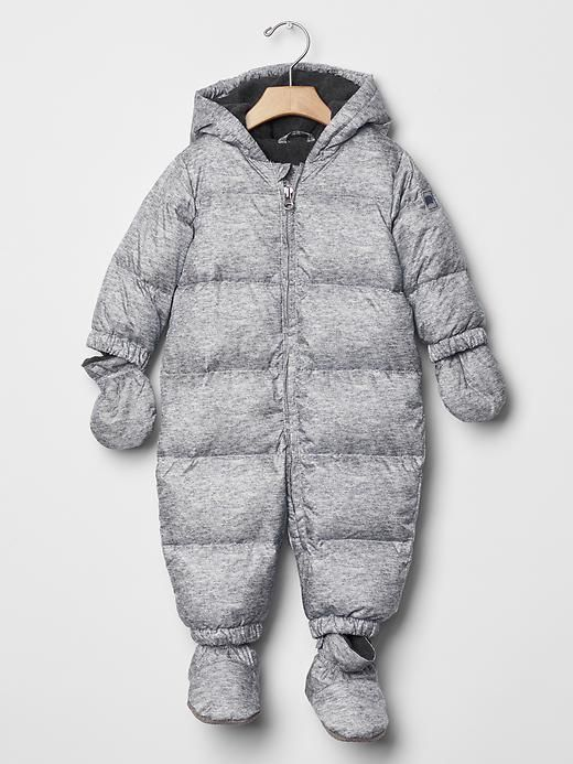 208757c1d Warmest down snowsuit