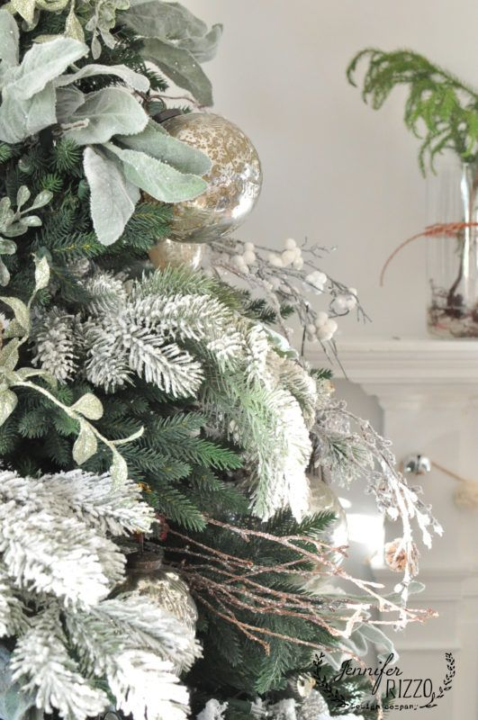 My Favorite Christmas Tree Noble Fir Space Between Branches For Ornaments To Shine Christmas Decorations Rustic Rustic Christmas Christmas Decorations