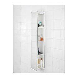 BRICKAN Spiegel met opberger - IKEA - Bathroom | Pinterest - Ikea ...
