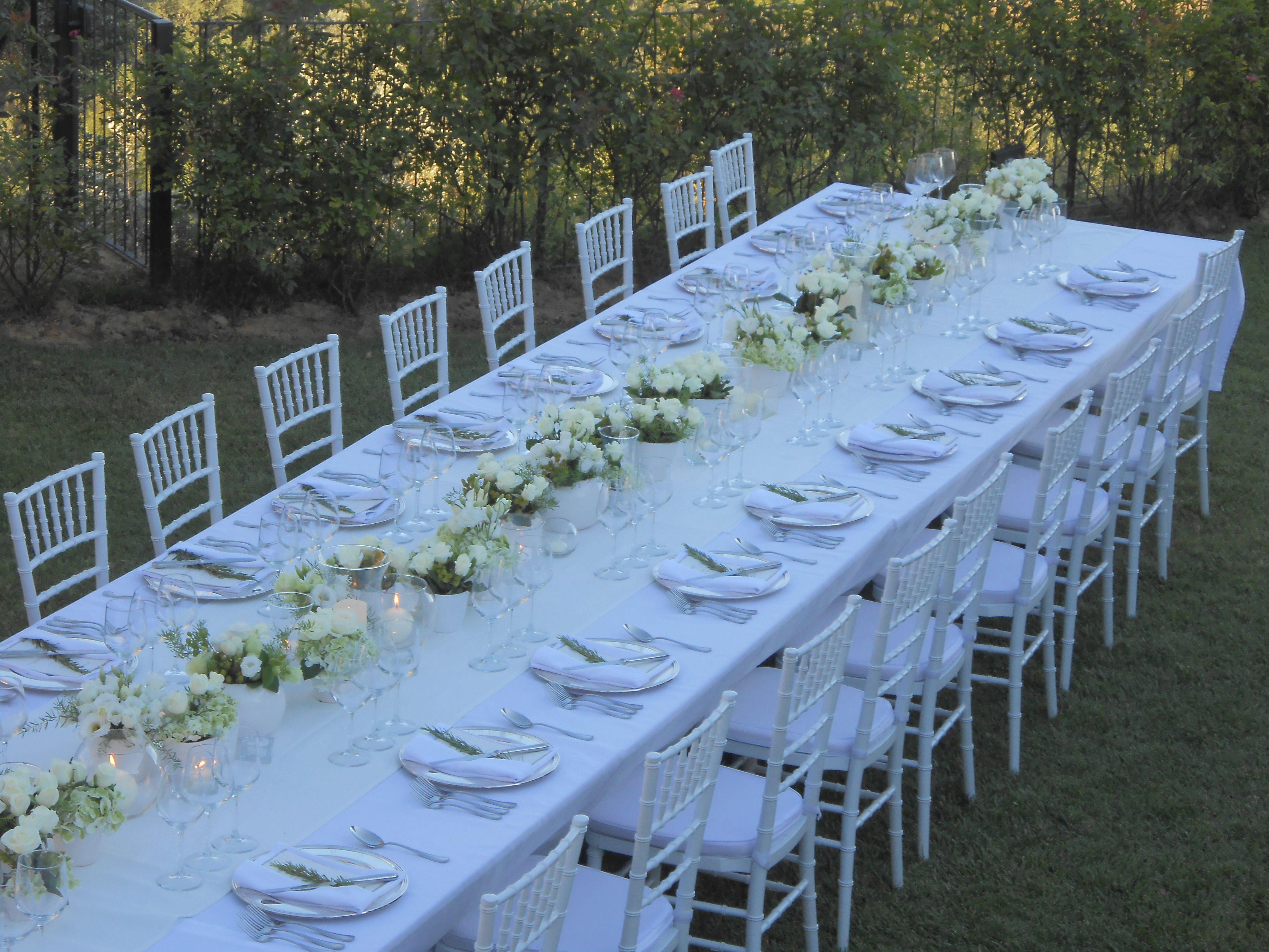 Matrimonio centrotavola per tavolo imperiale con fiori for Tavoli in vetro allungabili economici