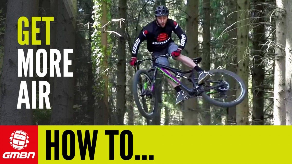 Video How To Jump Higher Mountain Biking Photography Mountain