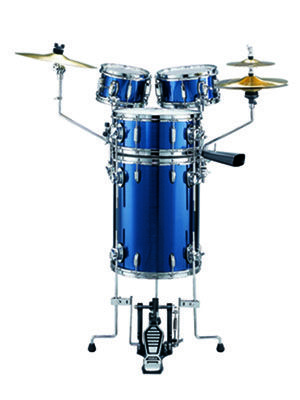 Manhattan Cocktail Drum Kit from Peace Drums. #music #instruments #drums http://www.pinterest.com/TheHitman14/music-instruments/