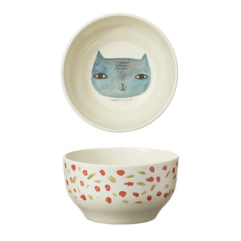 Bamboo Tableware – Bowl – Cool Cat