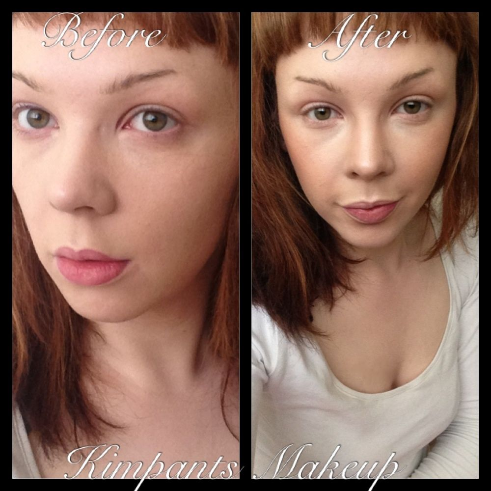 Kimpants Makeup Highlighting and Contouring Tutorial for