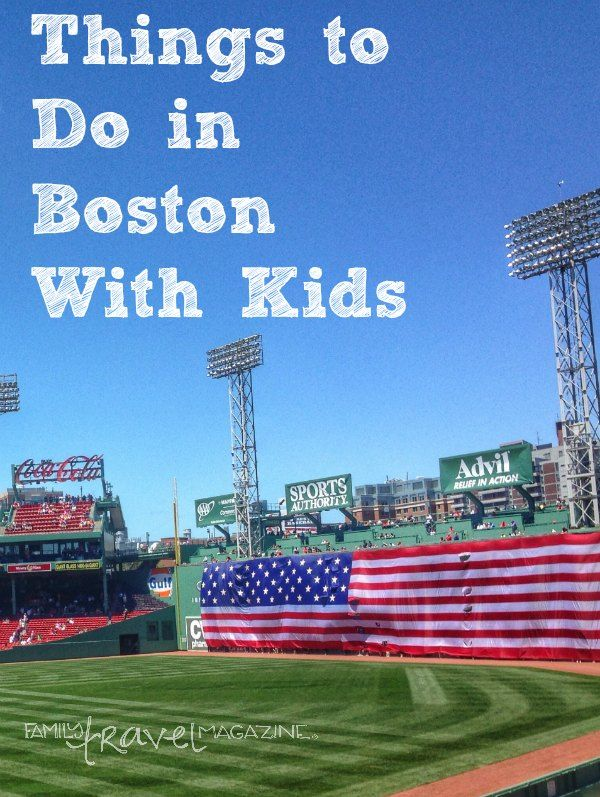 Things To Do In Boston With Kids Boston Things To Do Boston