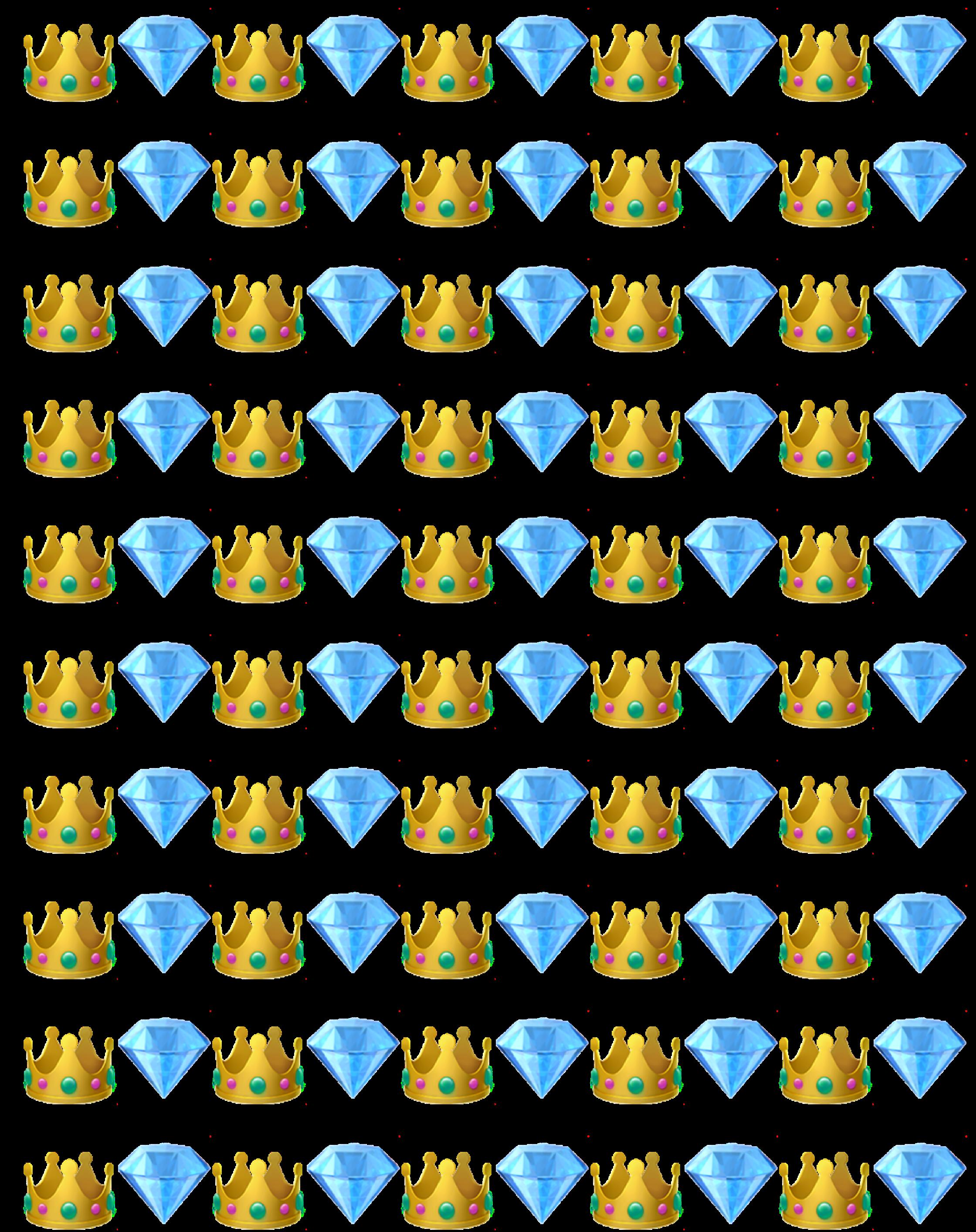 Crown Diamond Diamonds Cool Emoji Emojisticker Emojistickers Freetoedit Remixit Emoji Wallpaper Cute Emoji Wallpaper Cool Emoji