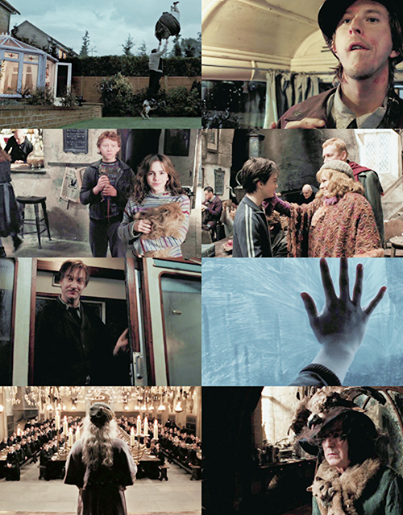 The prisioner of Azkaban <3