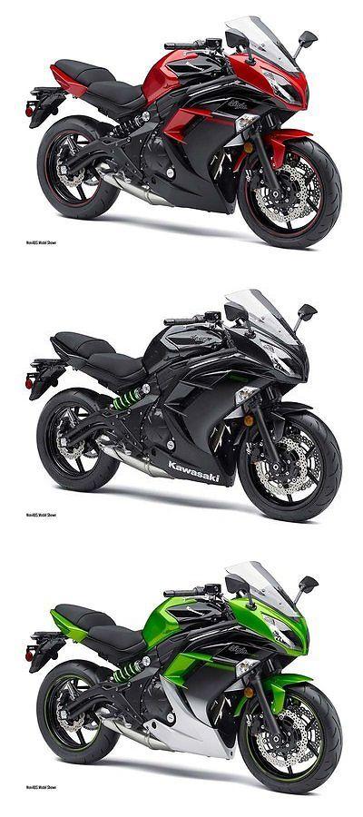 Motorcycles: 2016 Kawasaki Ninja New 2016 Kawasaki Ninja 650 650R ...