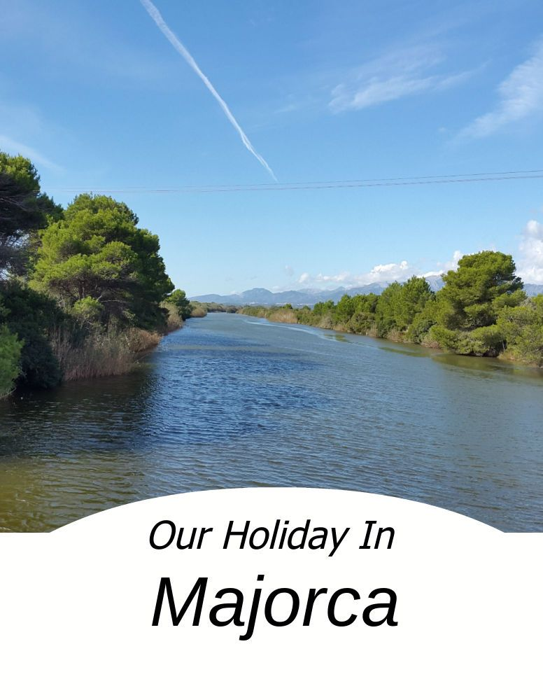 Our Holiday in Majorca
