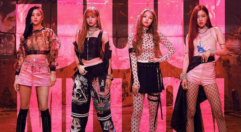 Black Pink S Ddu Du Ddu Du Breaks Record For Fastest K Pop Mv To