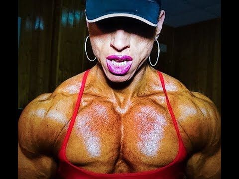 female bodybuilder videos