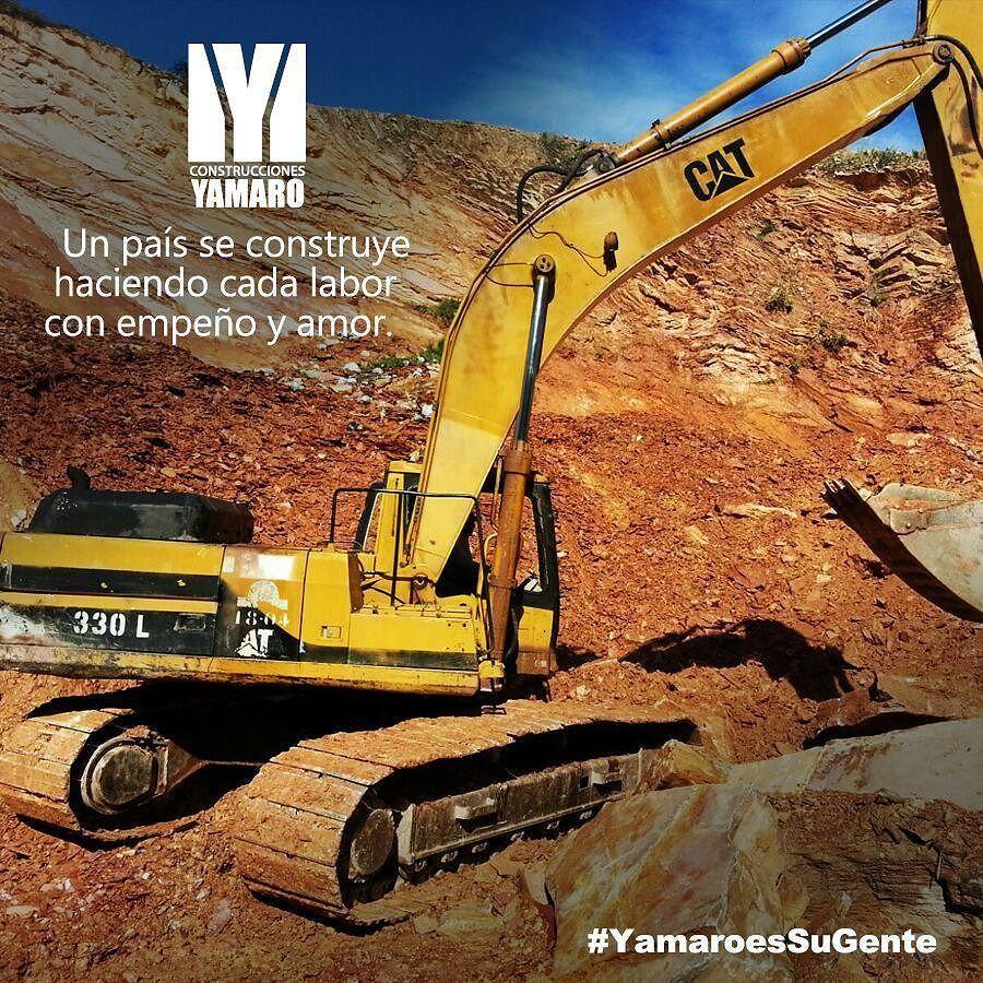 Comenzamos la jornada con las mayores ganas de seguir construyendo país! Y tú cómo te preparas para este día?  #YamaroesSuGente #SomosYamaro #Yamaro #construccion #ingenieria #ingenieros #construction #futuro #trabajo #esfuerzo #barquisimeto #venezuela by yamaroenlared