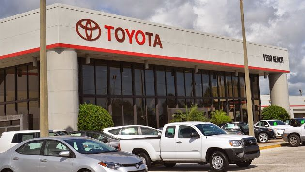 toyota of vero beach toyotaofverobea on pinterest pinterest