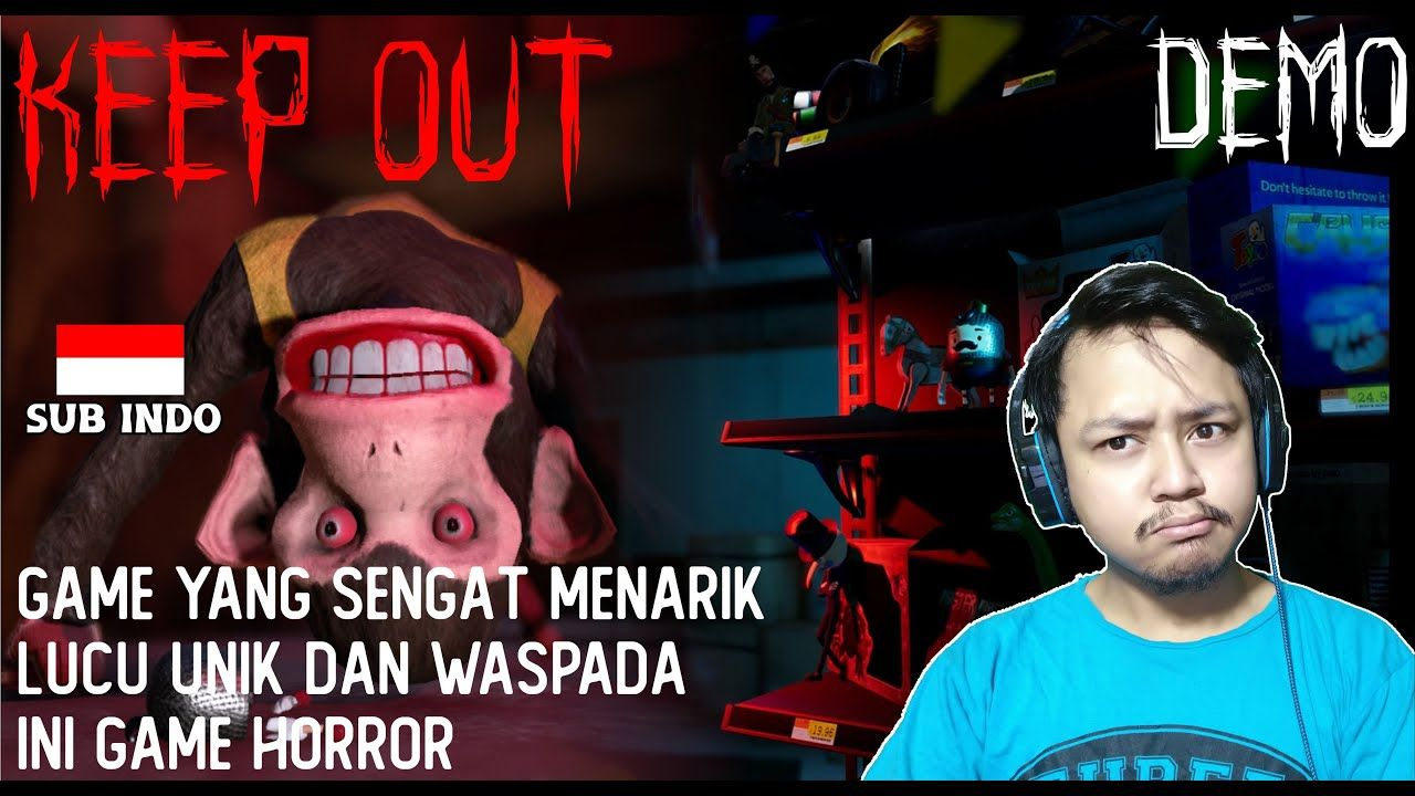 Seru Nih Game Mirip Limbo Dan Little Nightmares Keep Out Demo New Up Game Lucu Youtube
