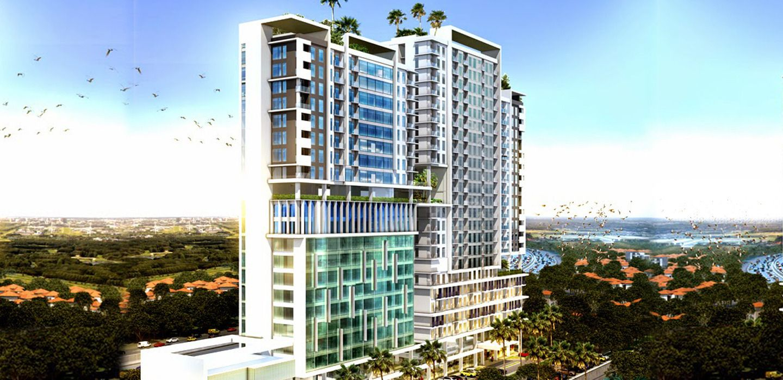 Metro Galaxy Park Bidik Pasar Apartemen Middle Up