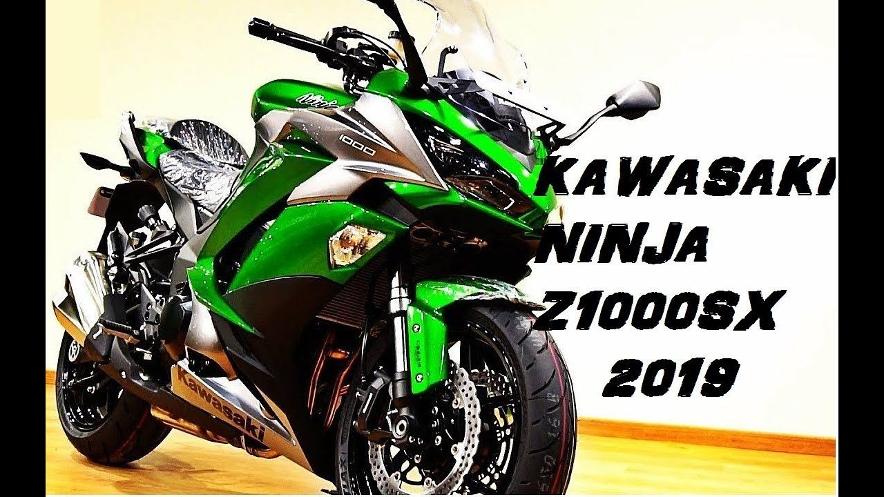 Kawasaki Ninja 1000 Abs 2019 Walkaround Indepth Review Features