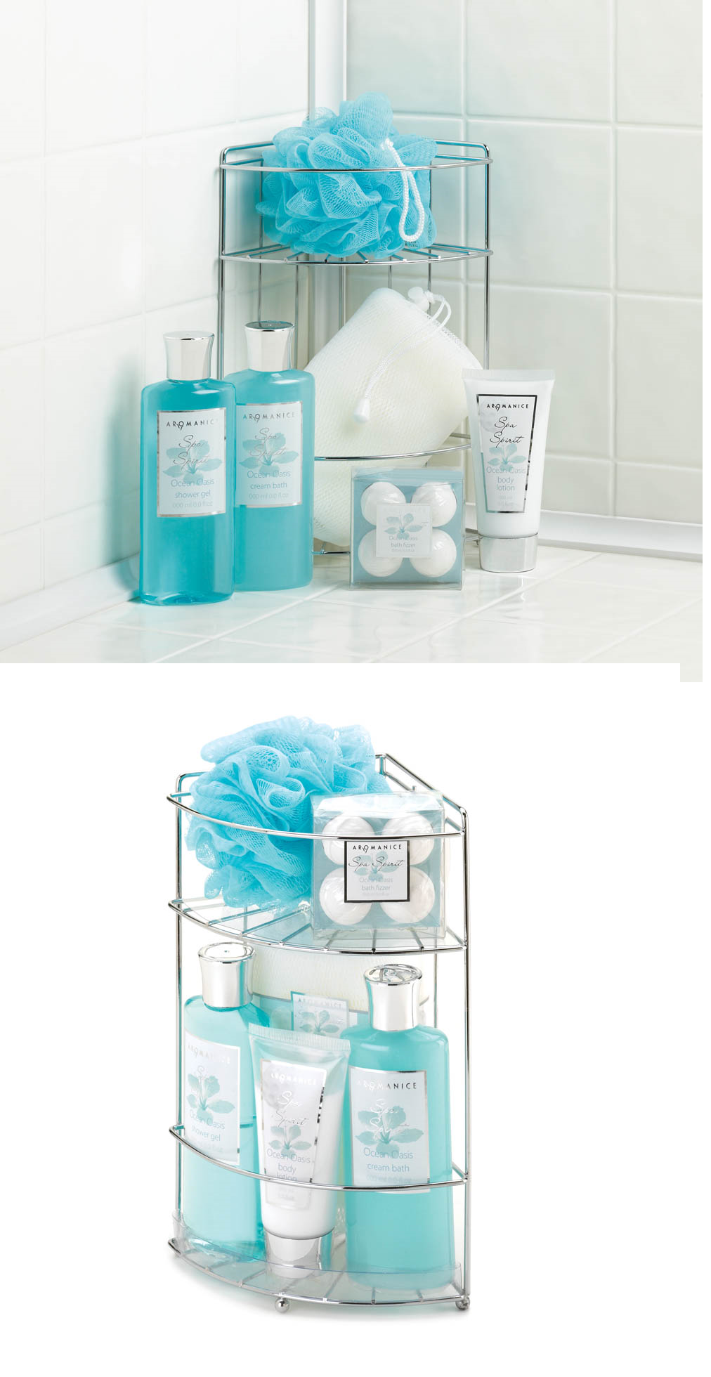 Pamper yourself or a special someone with a bath gift basket sets ...